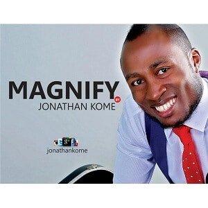 Jonathan Kome - Magnify [MP3 and Lyrics]