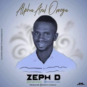 Zeph D - Alpha and Omega [MP3 and Lyrics]
