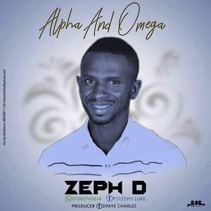 Alpha and Omega Zeph D