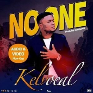 No One Kelvocal