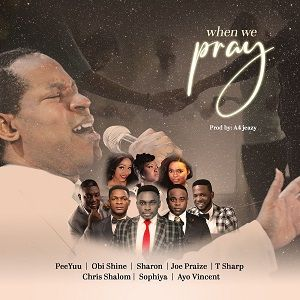 BLW Allstars - When We Pray [MP3 and Lyrics]