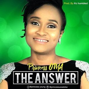 Princess Oma - The Answer [MP3 and Lyrics]