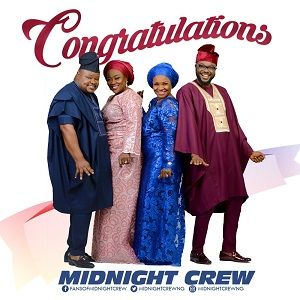 Congratulations Midnight Crew