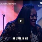 Sinach - Jesus is Alive [Video and Lyrics]
