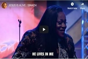 Jesus is Alive Sinach