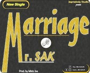 Marriage Mr. SAK