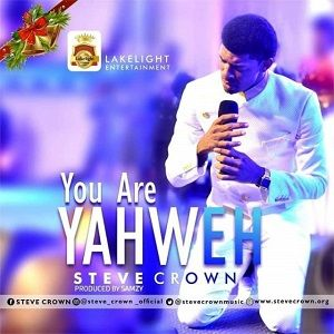 You Are Yahweh Steve Crown