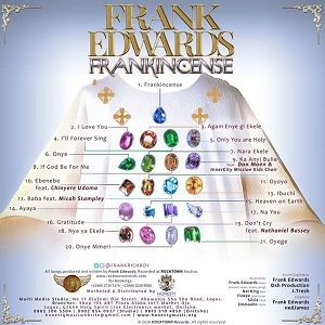 Frankincense Frank Edwards