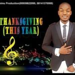 Michael N. Isaac - Thanksgiving (This Year) [MP3 and Lyrics]