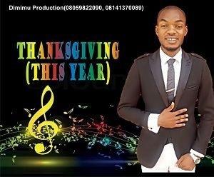 Michael N. Isaac - Thanksgiving (This Year) [MP3 and Lyrics]