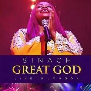 Great God Live in London Sinach