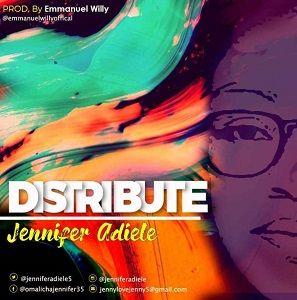 Distribute Jennifer Adiele