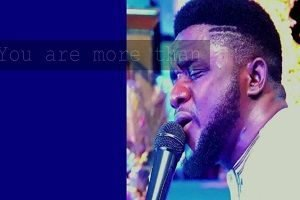 Jimmy D Psalmist - More Than [MP3, Video and Lyrics]