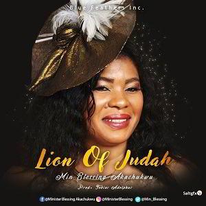 Lion of Judah Blessing Akachukwu