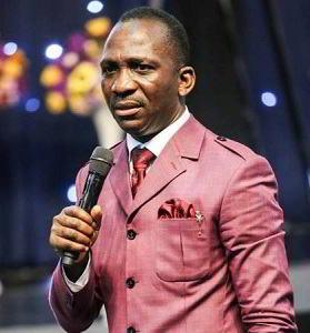 Pastor Paul Enenche