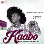 Adeyemi Oluwadamilare - Kaabo [MP3 and Lyrics]