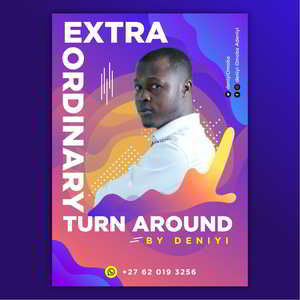 Deniyi - Extraordinary Turn Around [MP3 and Lyrics]