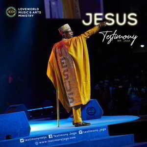 Jesus By Testimony (Mr Jaga)