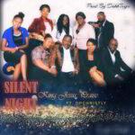 Silent Night By King Jesus Praise Ft. DPChristly (DOWNLOAD & LYRICS)