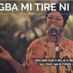 Sola Allyson - Igba Mi Tire Ni [MP3, Video and Lyrics]