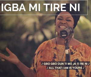 Sola Allyson - Igba Mi Tire Ni [MP3, Video and Lyrics]