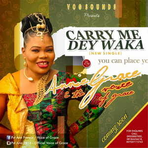 Carry Me Dey Waka By Annie Grace