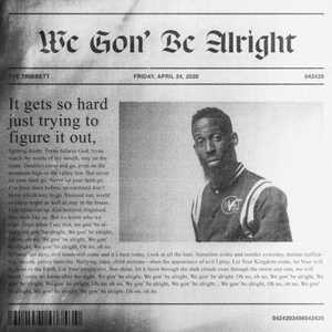 Tye Tribbett - We Gon' Be Alright [MP3, Video and Lyrics]