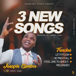 Joseph Gimba - He Paid it All [MP3 and Lyrics]