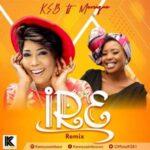 KSB - Ire Remix Ft. Monique [MP3 and Video]