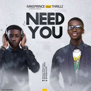 Mikeprince - Need You Ft. Thrillz [MP3 and Lyrics]