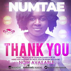Thank You By Numtae
