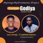 Cyril_Strings - Zuciyar Godiya Ft. Jephthah Idahosa Aigbe [MP3 and Lyrics]