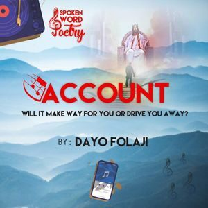 Download Account (Spoken Word) By Dayo Folaji