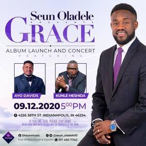 Seun Oladele - Grace Album Launch