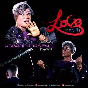 Agbani Horsfall - Love Of My Life Ft. e-Tops [Video]