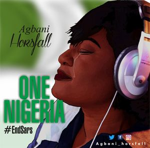 Agbani Horsfall - One Nigeria [MP3 and Video]