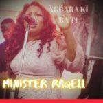 Minister Raqell - Agbara Ki Ba Ti [MP3 and Video]
