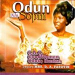 C.A.C Good Women Choir - Odun Nlo Sopin (Mrs. D.A Fasoyin)