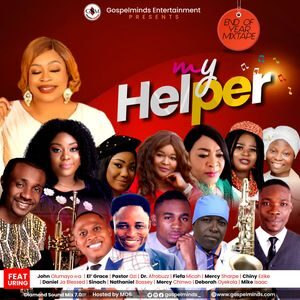 "Download Diamond Sound Mix 7.0 ""My Helper"" End Of The Year Mixtape By Gospelminds"