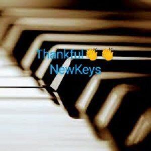 NewKeys - Thankful [MP3 Download]