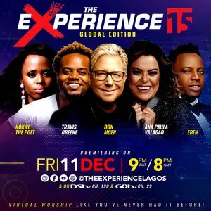 """The Experience has been described as """"the world's largest gospel concert"""" and is arguably the largest gathering of worshippers on the African continent."""