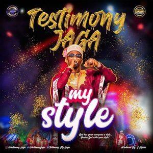 Download My Style By Testimony Jaga Ft. Pastor Chris Oyakhilome