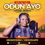 Toyosi Akinya - Odun Ayo [MP3 Download]