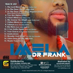 Download Imela Album By Dr Frank