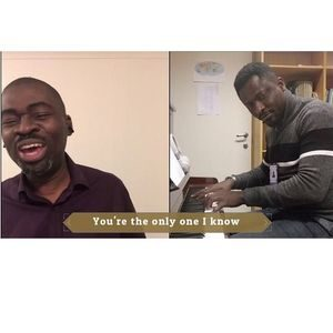 You're The Only One By Wale Adenuga & Olaolu Lawal