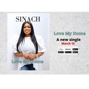 Download and Stream Love My Home By Sinach