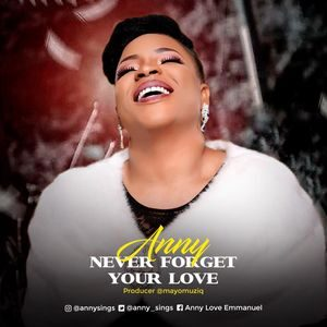 Download and Stream Never Forget Your Love By Anny