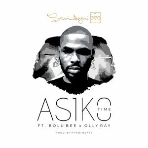Download Asiko By Seun Ayeni GGG Ft. BolluBee and OllyRay