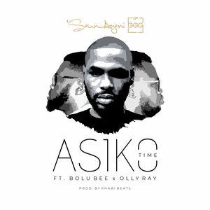 Download Asiko By Seun Ayeni GGG Ft. BolluBee and OllyRay