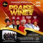 Unrestricted Praise at PraiseWine 2021 | SUNDAY, APRIL 11